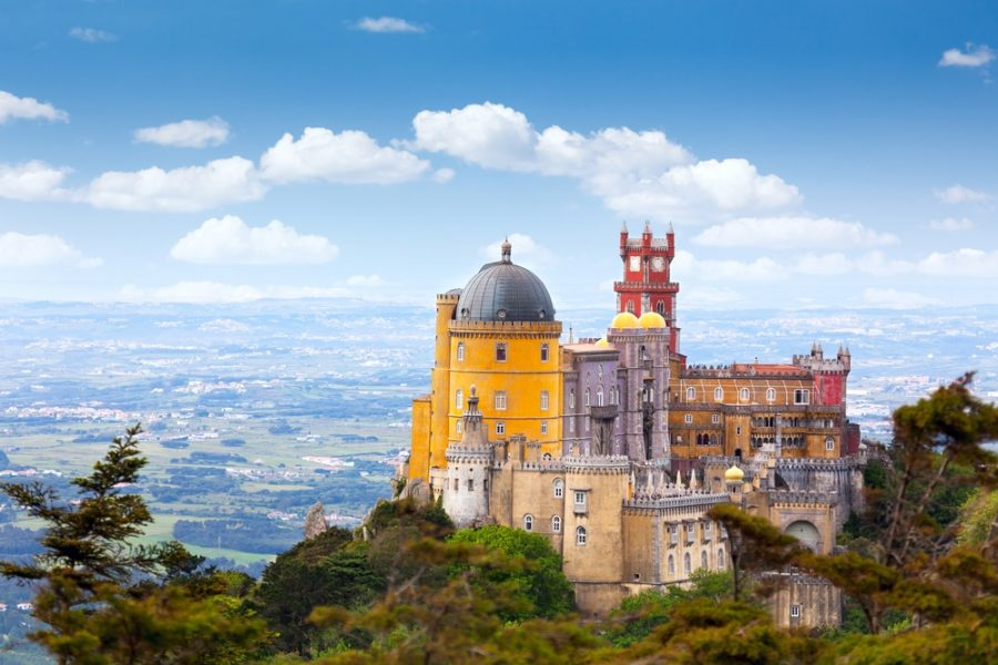 top tourist sites in portugal