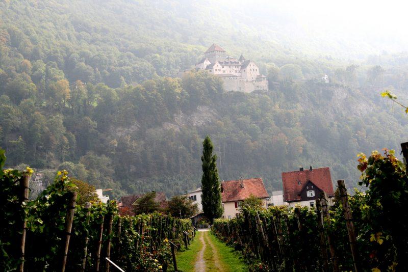 top tourist destinations in liechtenstein