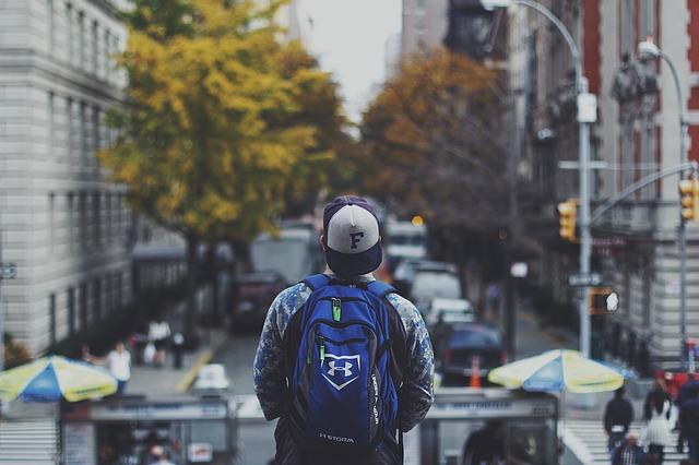 Backpacker types